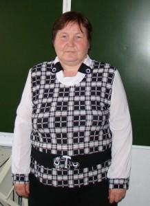 Кутышева Анна Никандровна